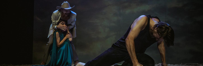 Ugala 99. hooaja avab Andres Noormetsa lavastus ''Naine merelt''