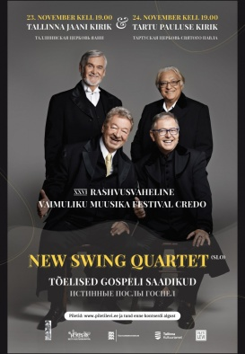 New Swing Quartet / Festival Credo